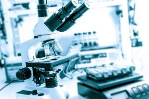 Modern medical laboratory equipment